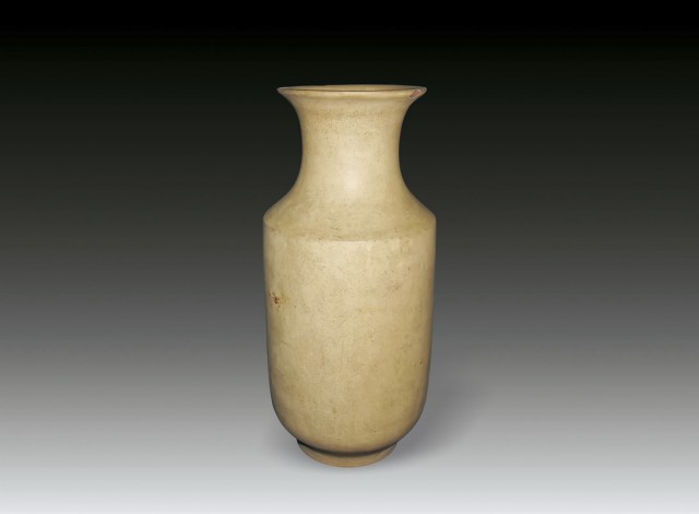 花瓶 紫砂/紫砂花瓶